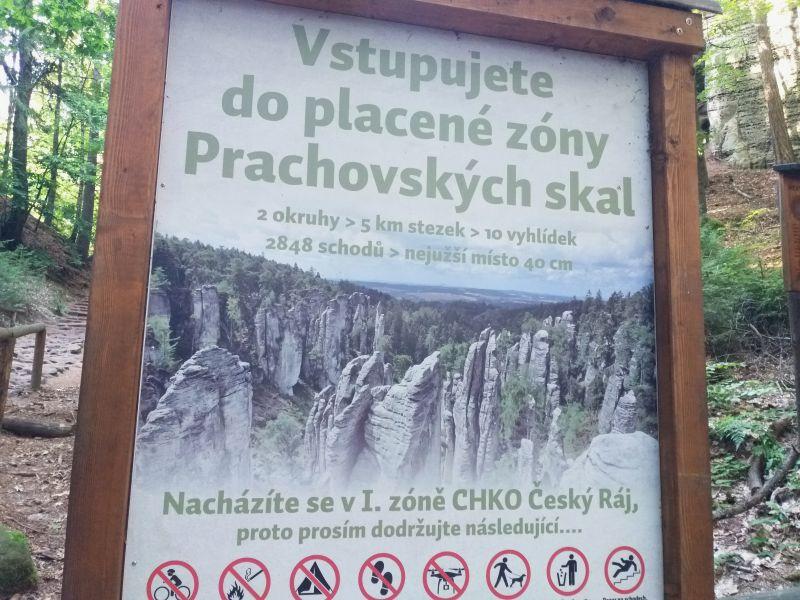 češky raj